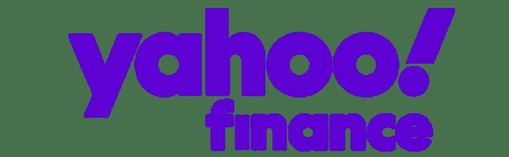 logo yahoo! finance